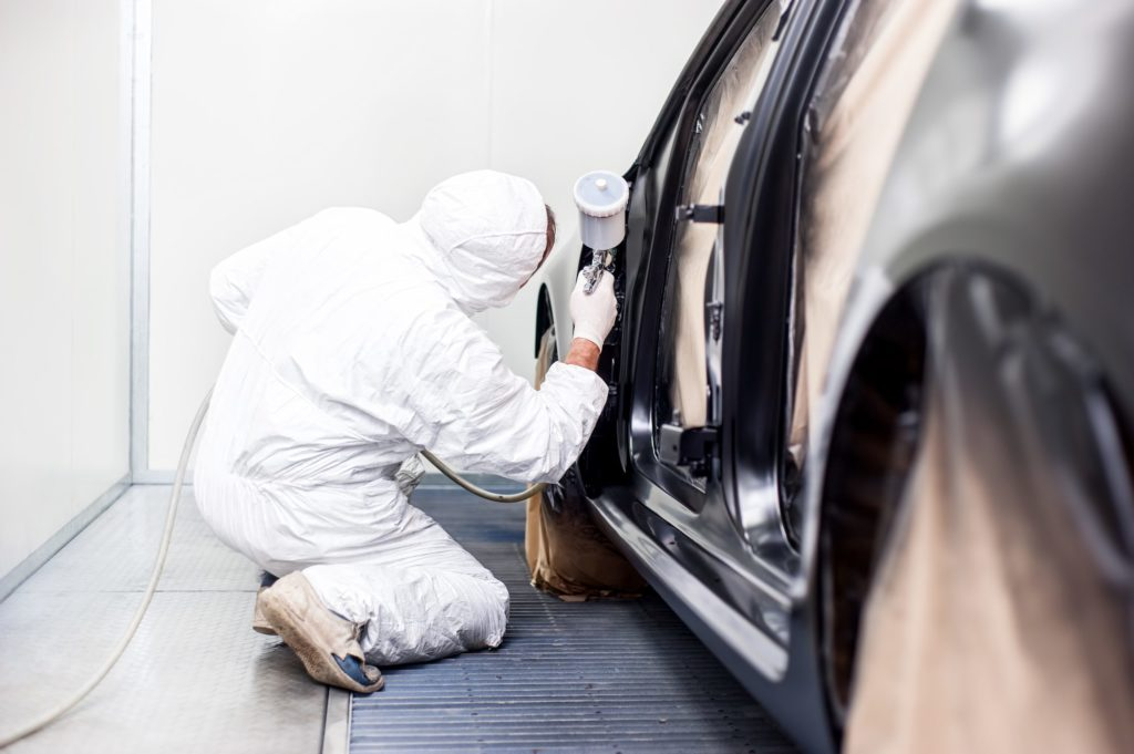 The Many Methods of Auto Body Repair