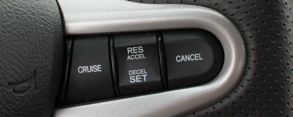 Diagnose and Repair Cruise Control